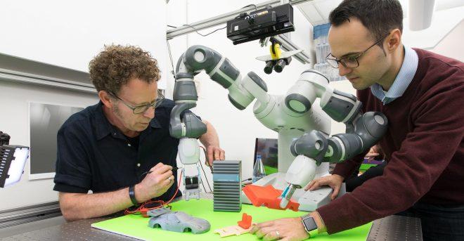 robots siemens Nube