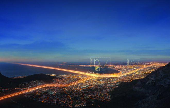 ciudad siemens red eléctrica