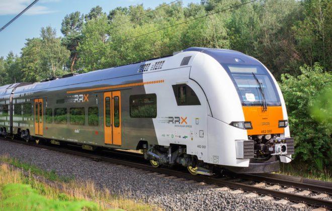 Desiro, tren eléctrico Siemens