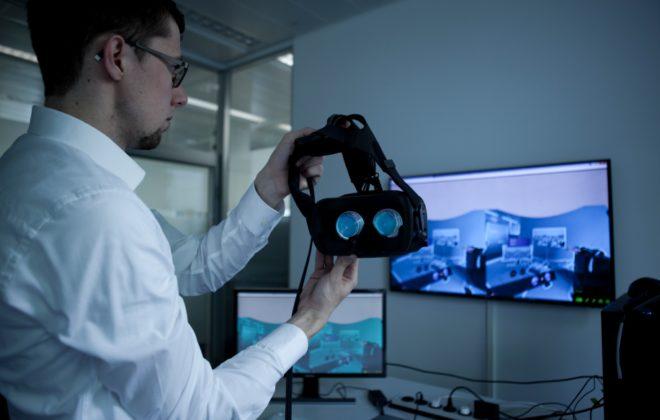 Mantenimiento industrial a través de la realidad virtual
