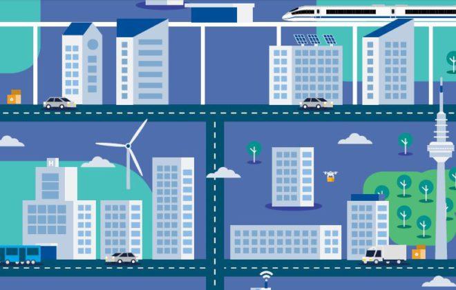 estudio digitalización ciudades Siemens KPMG