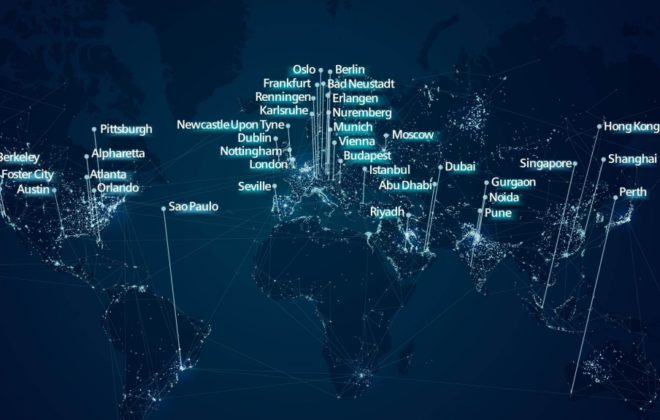 Centro de Aplicaciones MindSphere - Nube de Siemens