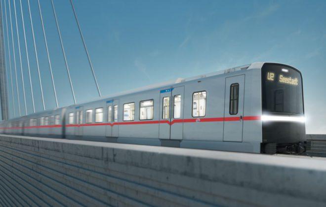 X cars metro de Siemens