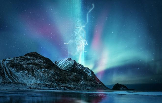 ETCS de Nivel 2 Noruega