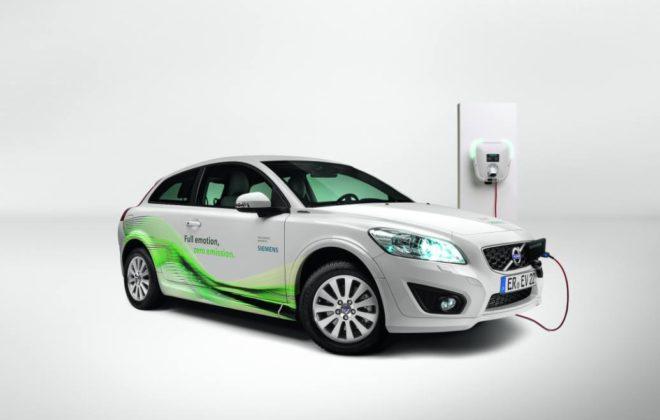cargador coche eléctrico siemens