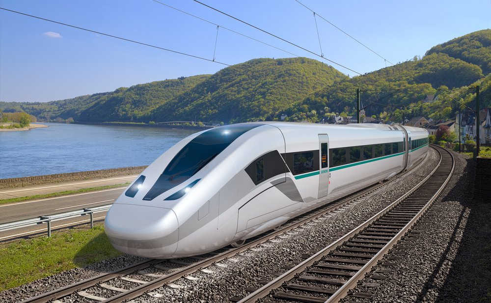 tren alta velocidad Velaro Novo