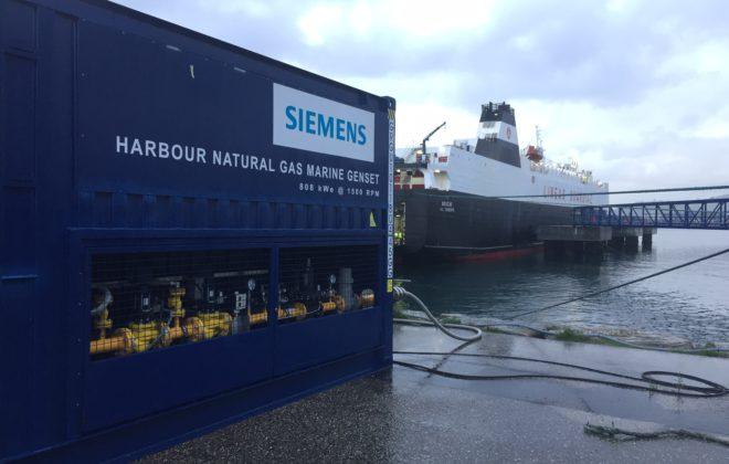 Siemens GNL Vigo