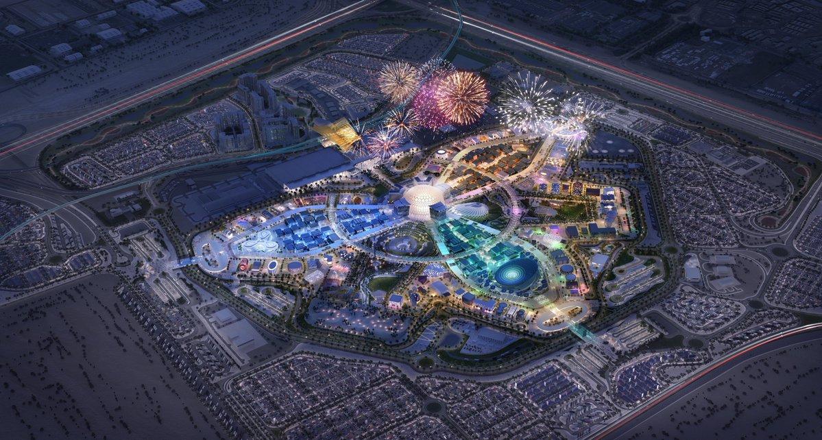 Siemens en Expo Dubai 2020