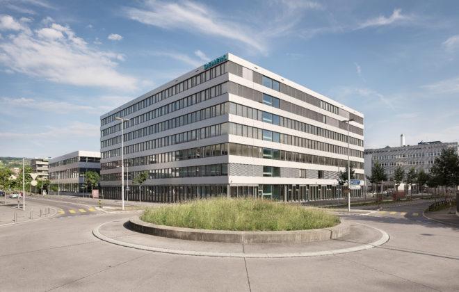 headquarters Zug Siemens