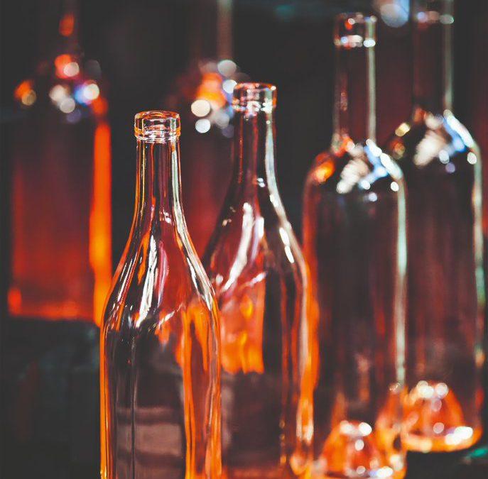 fábrica de vidrio y cristal