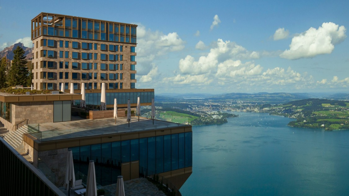 Bürgenstock Resort Siemens