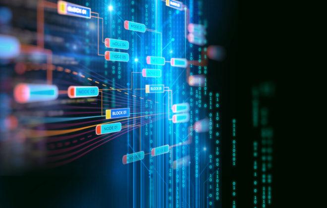 tecnología blockchain siemens