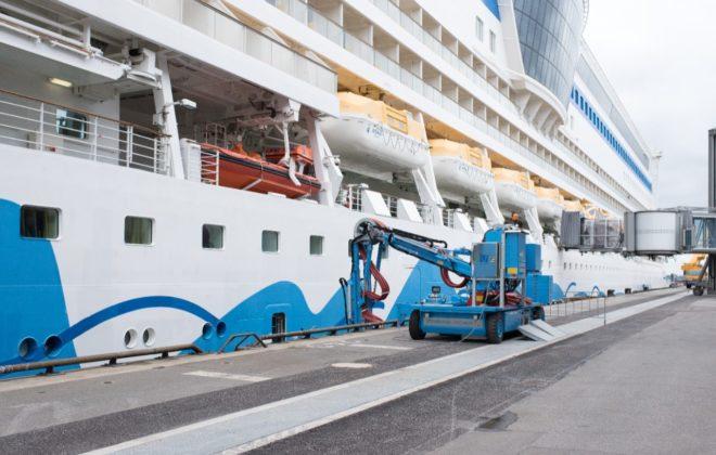 soluciones para puertos sostenibles