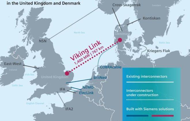 Mapa Vinking link