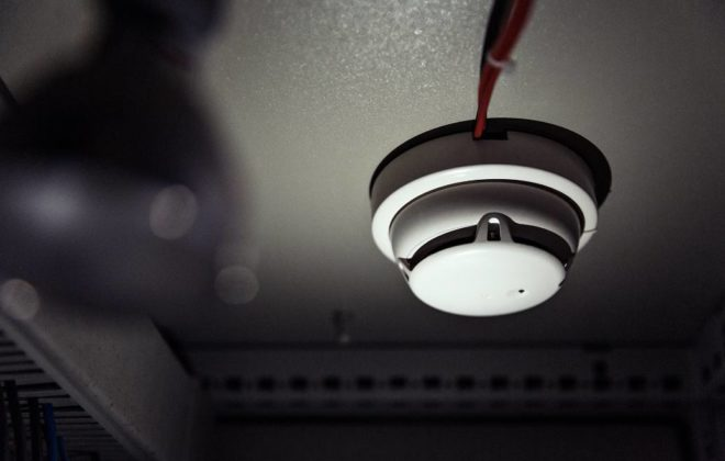 un detector contra incendios obsoleto es un peligro