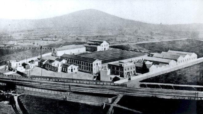 fabrica centenaria siemens