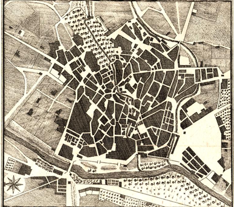 Valladolid a principios del siglo XX