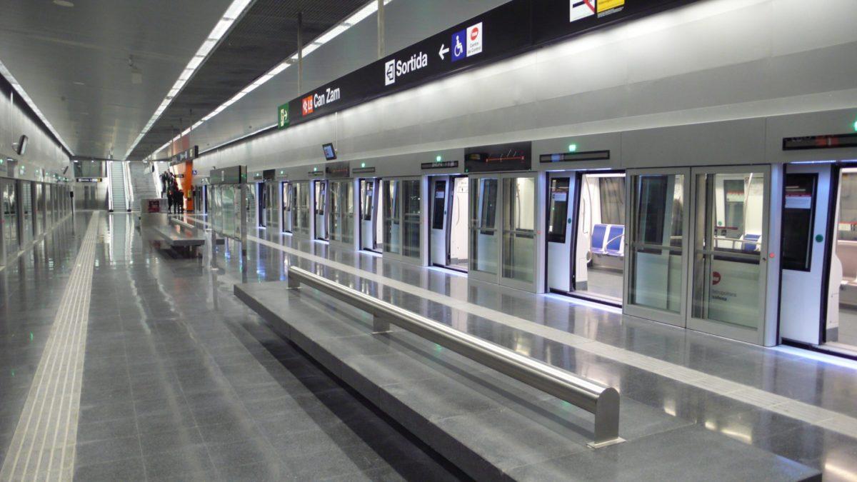 metro sin conductor