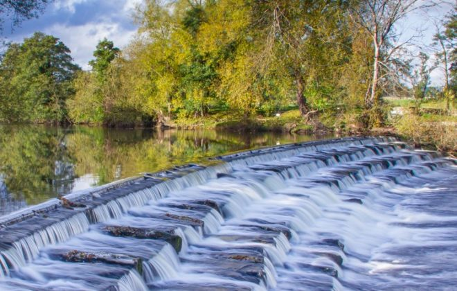 contaminacion agua iot
